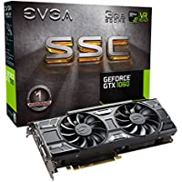EVGA GeForce GTX 3GB LED Support Graphic Card