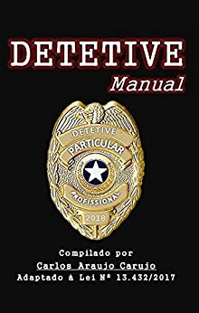 DETETIVE: Manual por [Carujo, Carlos Araujo]