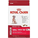 Royal Canin Size Health Nutrition Medium Aging 10+ Dry Dog Food, 30 Lb