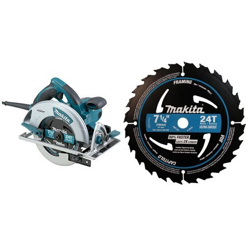 Makita 5007MG Magnesium 7-1/4-Inch Circular Saw with 7-1/4