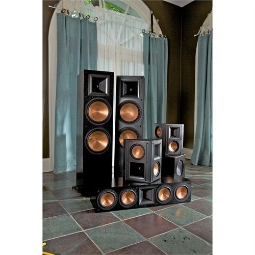 """Klipsch Speakers RF-7II Home Theater System, Two FREE 15"""" 10"""
