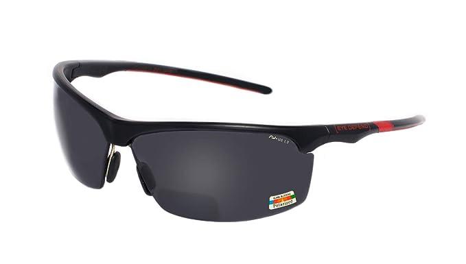 rainbow safety Gafas de Sol Polarizadas Bifocales Gafas de Lectura Deportes Béisbol Pesca Conducción Golf PRO