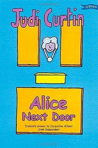 book cover of Alice Next Door