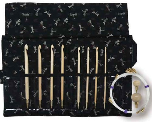 KA Switch Flex Crochet Hook Set (3.5mm - 8.00mm) with Stoppers by KA