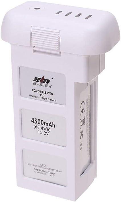 15.2V 4500mAh For DJI Phantom 3 Pro Advanced Standard Intelligent LiPo Battery