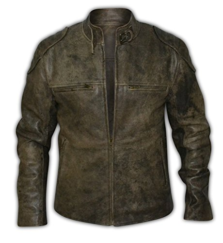 Vintage Motorcycle Distressed Leather SouthBeachLeather product image