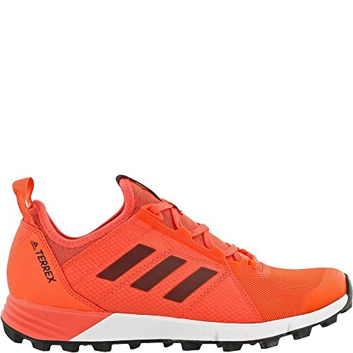 adidas Sport Performance Women's Terrex Agravic Speed Sneakers, Pink, Mesh, Nylon, Textile, Rubber, 7 M by adidas