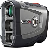 Bushnell Tour V4 JOLT Golf Laser Limited Edition Rangefinder, Gunmetal Gray