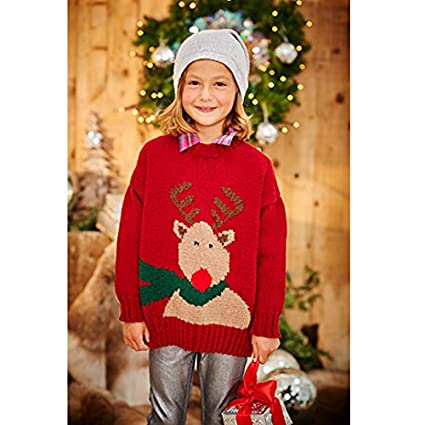 Amazon Stylecraft Childrens Christmas Sweaters Special Knitting