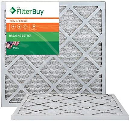 18x20x1 Pleated Furnace Filters produced