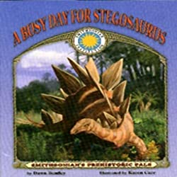 A Busy Day for Stegosaurus