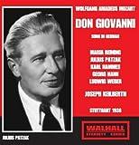 Mozart - Don Giovanni (Keilberth, Stuttgart 1936)