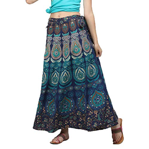 Hippie Gypsy Skirt - 5