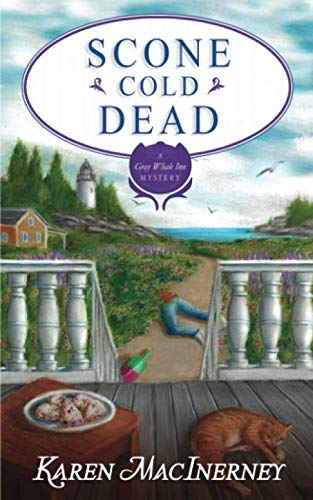 Scone Cold Dead (Gray Whale Inn Mysteries)