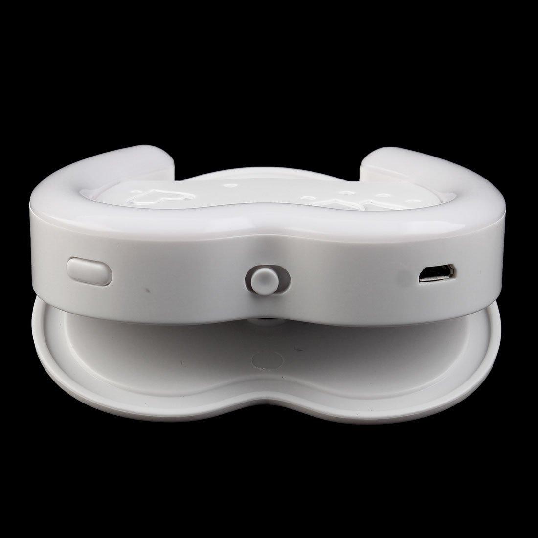 eDealMax LED dimmerabili ricaricabile Selfie anello luce Bianca per dispositivi intelligenti