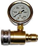 Shark 87122080 Pressure Washer Pressure Gauge Kit (Discontinued by Manufacturer)