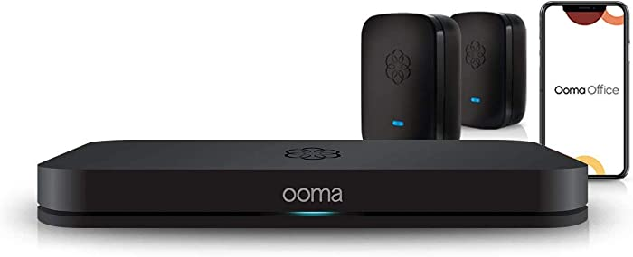 Ooma Office 2 Linx Business Phone System and Service (Renewed)
