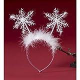 Forum Novelties Christmas Tree Headband, Multi-Color