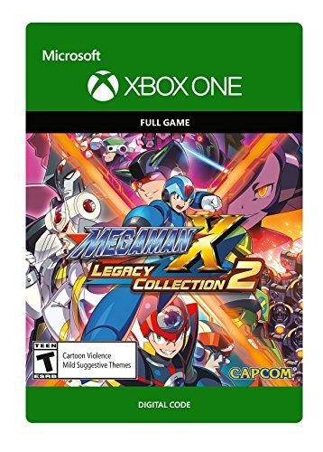 Mega Man X Legacy Collection 2 - Xbox One [Digital Code] by Capcom