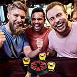 Barbuzzo Roulette Shots - Hilarious Party Drinking