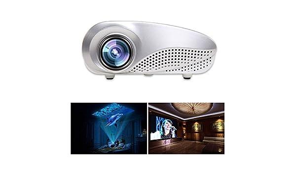 Tongshi HDMI mini SD Multimedia Home Cinema Proyector LED HD 1080P ...