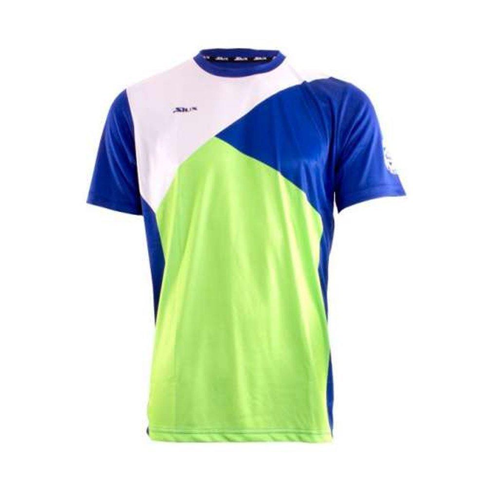 Siux Camiseta Zeus Verde Azul: Amazon.es: Deportes y aire libre