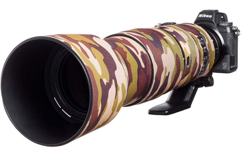 Protector de Lente para Sigma 150-600 mm f//5-6.3 DG OS HSM Contemporary Neopreno easyCover Color Verde