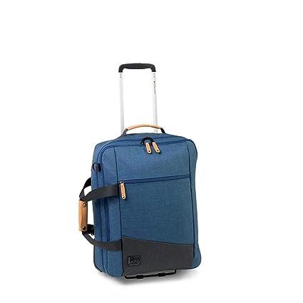 Roncato Adventure Maleta, 50 cm, 43 litros, Azul: Amazon.es ...