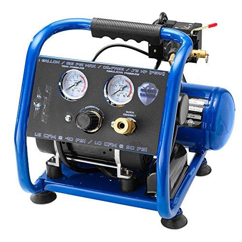 125 psi portable air compressor - 6