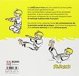 Image de Judo pour nous : ceinture blanche, ceinture jaune