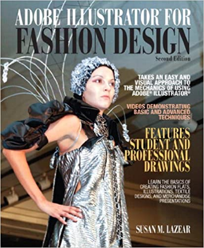 Adobe Illustrator For Fashion Design Susan Lazear