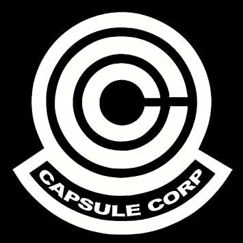 Dragon Ball Z Capsule Corp Decal Sticker For Room Car Window Laptop