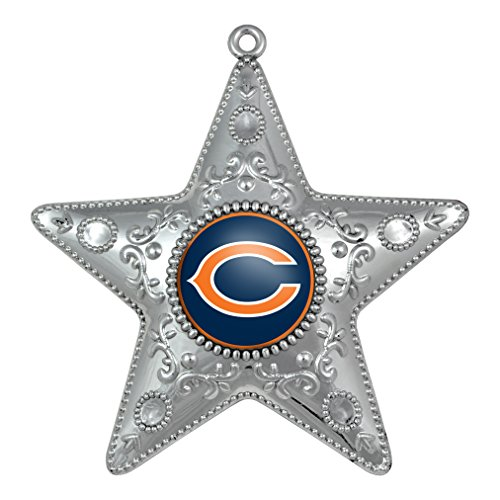 NFL Chicago Bears Silver Star
