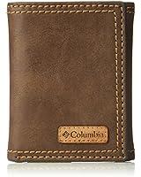 Columbia Men's RFID Blocking Trifold Wallet...