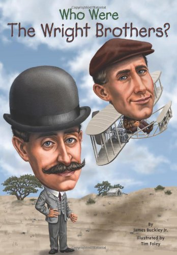 Who Were the Wright Brothers? - Book  of the Who Was/Is...?