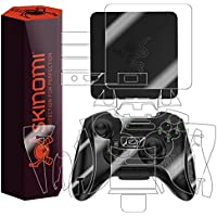 Razer Forge TV Full Body Skin, Skinomi TechSkin Full Coverage Skin Protector for Razer Forge TV Front & Back Clear HD Film