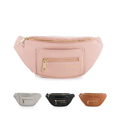 She Believe She Could So She Did Sport Waist Pack Fanny Pack Adjustable