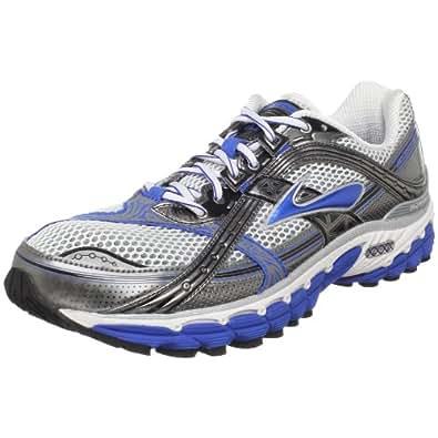 Brooks Men's Trance 10 Runnning Shoe,Bright Navy/Metallic Pavement/White/Black,10 B US