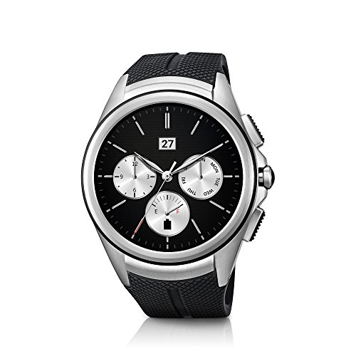 LG Electronic Smartwatch 571 Black