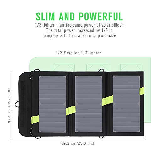 X Dragon High Efficency 20w Solar Panel Charger With