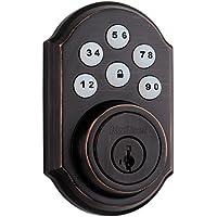 Kwikset 99100-045 SmartCode ZigBee Touchpad Smart Lock...