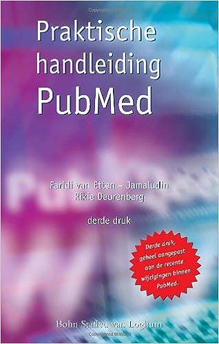 Praktische handleiding PubMed: het boek em snel en ...