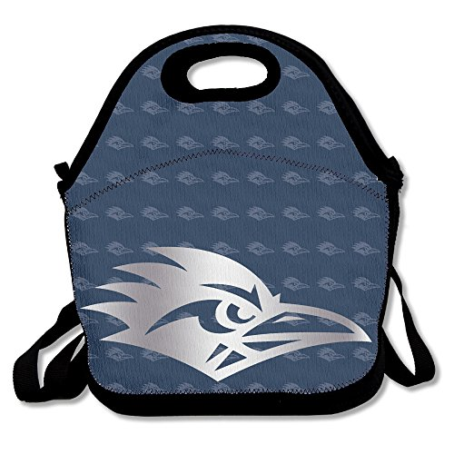 utsa-roadrunners-platinum-logo-lunch-tote-bag