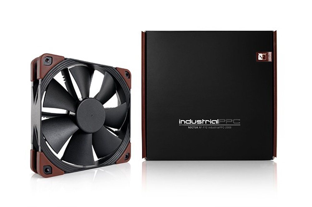 Noctua SSO2 Bearing, Retail Cooling NF-F12 iPPC 2000 by noctua (Image #4)