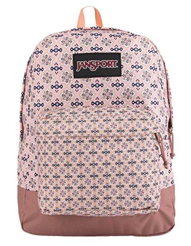 Jansport - Unisex-Adult Black Label Superbreak Backpack Boho Block