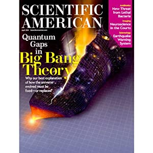 Scientific American, April 2011 Periodical