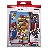 Offizielles Nintendo New 3DS XL / 3DS XL - Zubehör-Set 'Official Essential Mario Pack' , Motiv: Bowser