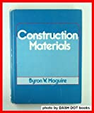 Construction Materials, Maguire, Byron W., 0835909352