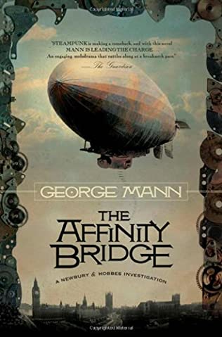 book cover of The Affinity Bridge
