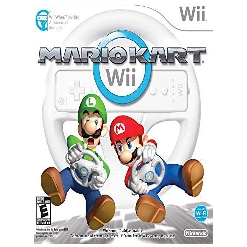 Mario Kart - Nintendo Wii (World Edition) (Renewed)